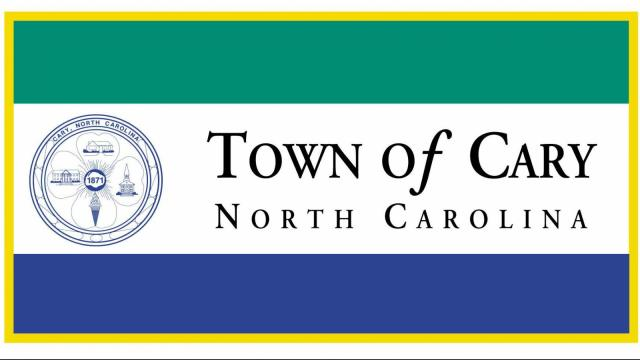 Town of Cary flag
