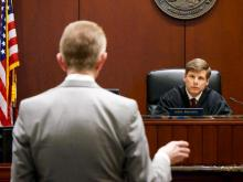 Joseph Arbour, Judge Paul Ridgeway
