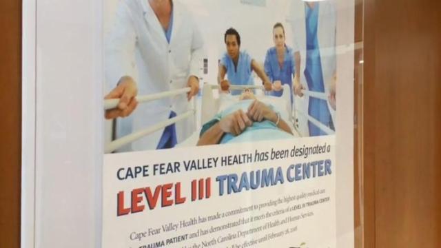 Fayetteville hospital certified as Level III trauma facility ...