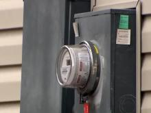 Electric meter, electric bill, power bill
