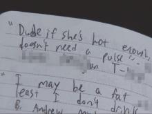 Sexist, racist comments in book linked to NC State fraternity