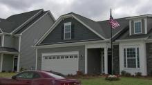 IMAGES: Home for a hero: Nonprofit gives house to wounded warrior