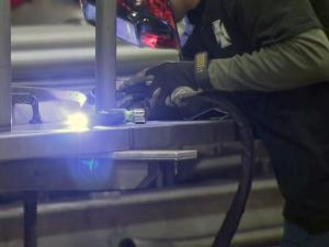 Wake Technical Community College's two-year associates degree in welding has attracted many career changers.