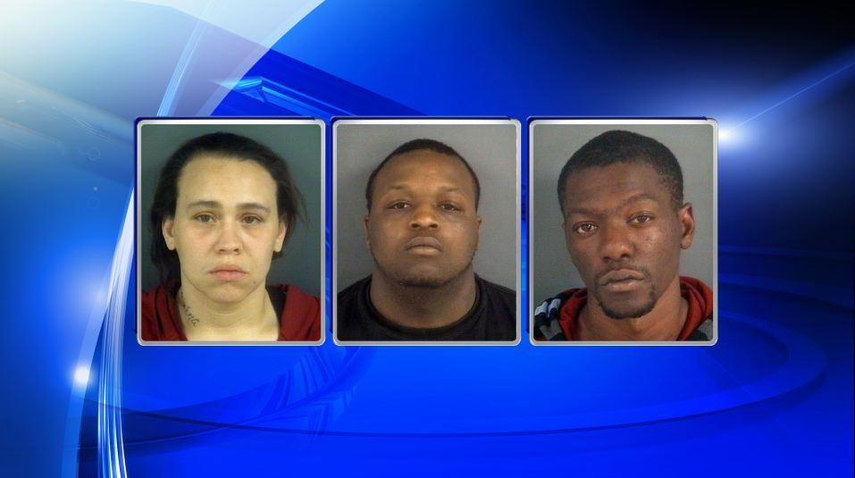 Four Charged In String Of Fayetteville Armed Robberies Wral Com