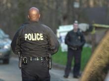 Body found behind home in Durham