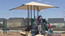 IMAGE: Knightdale preschool wins grant for new playground