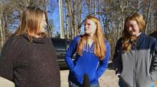 IMAGES: Missing Durham County girls return home safely