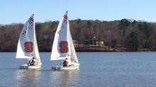 IMAGE: NC State hosts Triangle Tango regatta