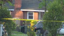 IMAGES: 1 dead after gunfire erupts at Fayetteville house party