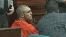 IMAGES: Suspect in Wayne Community College shooting removed from courtroom