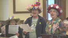 Singing grannies