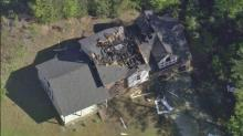 IMAGES: Fayetteville homes damaged by suspicious fires also burned in 2007
