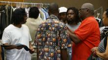 IMAGES: Fayetteville job fair seeks to help ex-offenders