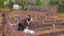 IMAGE: Garden builds sense of community in southeast Raleigh