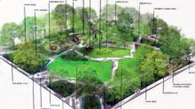 Map of Moore Square revamp