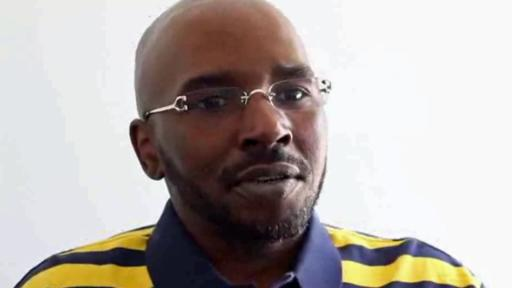 Keith Ragland. Source: YouTube video by the Southern Coalition for Social Justice.