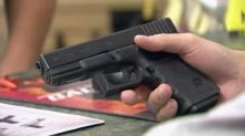 IMAGE: Local case pokes loophole in domestic violence gun prohibition