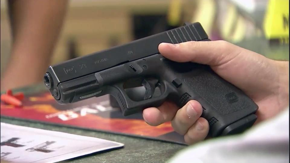 Proposal to allow concealed guns without permit in NC
