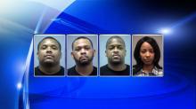 IMAGES: Former NC police officer convicted of drug trafficking