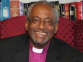 Rt. Rev. Michael Curry, bishop of the Episcopal Diocese of North Carolina