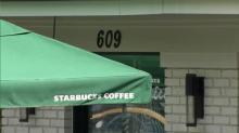 IMAGE: Raleigh police officer suing Starbucks says spilled coffee worth $10M