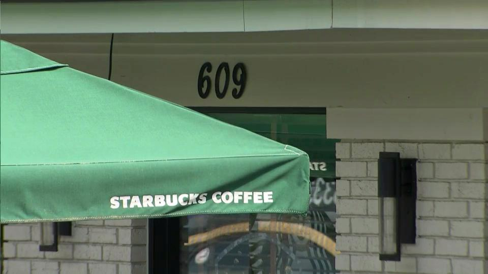 Raleigh police officer suing Starbucks says spilled coffee