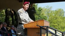 IMAGES: Fort Bragg welcomes new commander