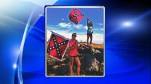 IMAGES: Chapel Hill man says daughter's controversial photo taken 'out of context'