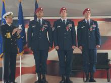 Pope airmen receive Air Force Cross, Silver Star