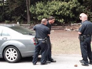 Fayetteville police took a man into custody in an attempted kidnapping case.