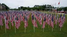 IMAGES: NC Field of Honor salutes soldiers and veterans
