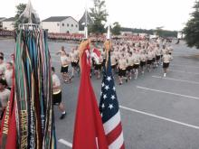 The annual All American Week at Fort Bragg begins Monday with more than 15,000 paratroopers making a four-mile run along Longstreet Road.