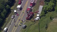 Sky 5: Fatal Oxford crash