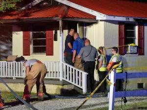 One person was killed early Wednesday when fire broke out in a home in the 800 block of West Oak Street in Selma, authorities said.