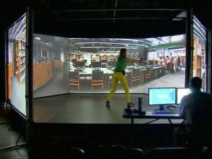 To understand a bit of what law enforcement officers experience when faced with a split-second decision whether to fire their weapon, I went to a one-of-a-kind virtual training center in Hickory that does just that.