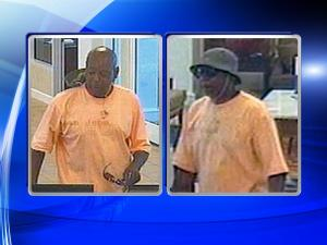 Durham police were seeking the public's help Saturday to identify a man wanted in connection with a robbery reported Friday evening at a State Employees Credit Union.