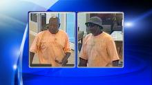 IMAGES: Durham police seek public's help to ID bank robbery suspect