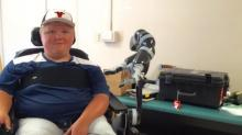 IMAGES: Robotic arm gives Caswell County teen a second chance at independence