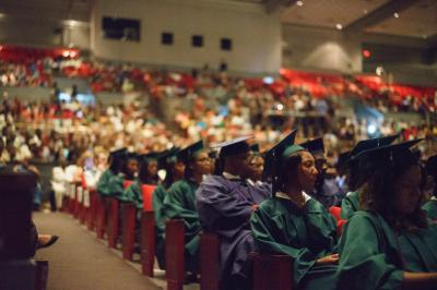 Southeast Raleigh Graduation