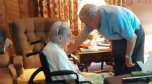 IMAGES: Clinton couple celebrates 75 years of marriage