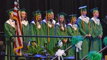 IMAGE: Pledge stays the same, valedictorians could go at Wake County schools