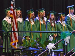 Cary High School Graduation 2015 (Photo By: Beth Jewell)
