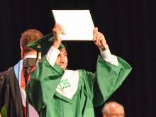 Cary Graduation 2015