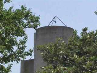 Community members upset over cell phone tower