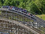 Carowinds: Thunder Road