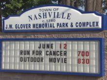 Hundreds of Nash County residents are expected to visit Glover Park in Nashville Friday night, and it's all because of the hard work of a determined 8-year-old.