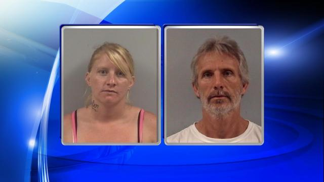 Alison Louise Hill, 24, and Rufus Charles Futch, 50,