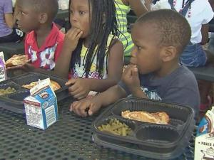 The Food Bank of Central and Eastern North Carolina's Summer Meals Program will provide at least 200,000 meals to 6,000 children through 135 sites this summer.