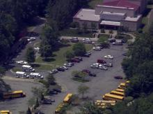 06/18: Dozen sickened by gas leak at East Cary Middle