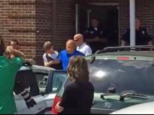 Charleston shooting suspect in custody